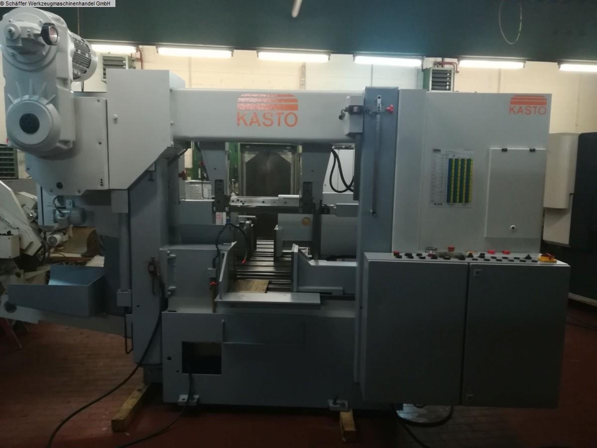 Scie à ruban machine d'occasion KASTO HBA 420 AU