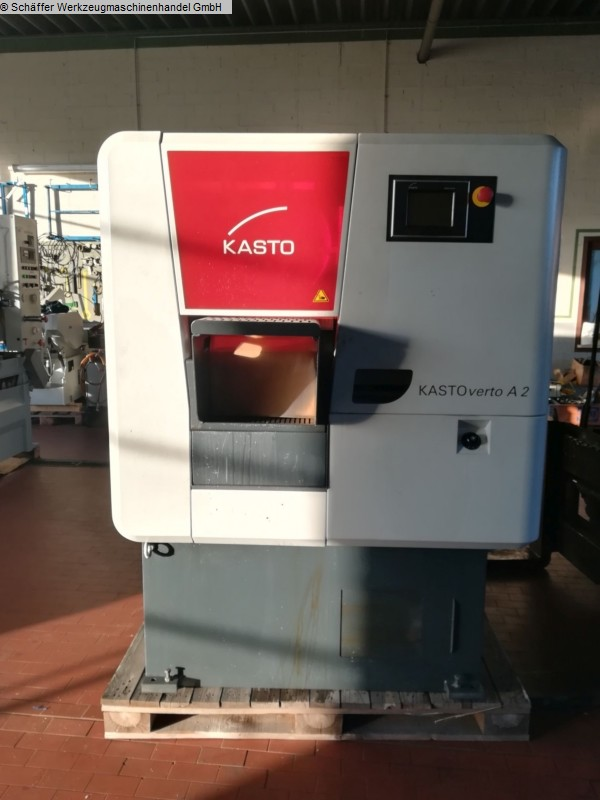 Scie à bande automatique - KASTO verto A2