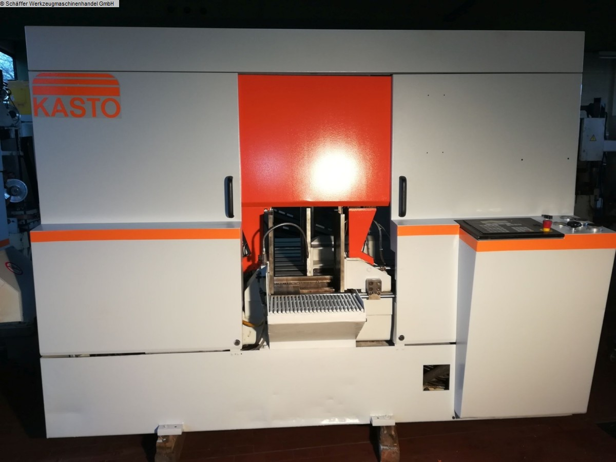 gebrauchte Maschine Bandsäge - Automatisch KASTO Twin A4 AU CNC