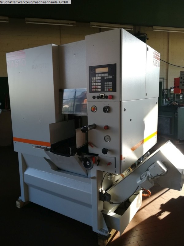 used Saws Band Saw - Automatic KASTO SSB 260 A2 CC