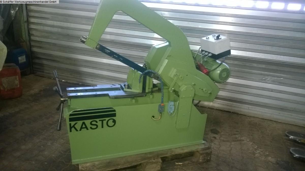 gebrauchte Bügelsäge KASTO PSB 330 U