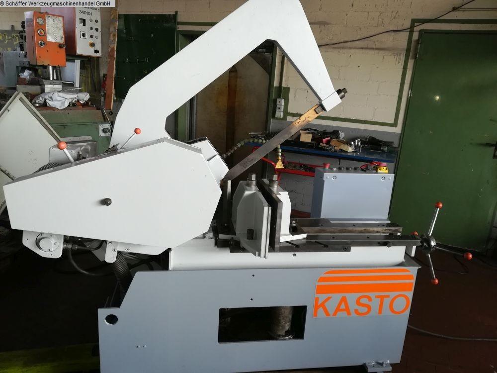 gebrauchte Bügelsäge KASTO EBS 400 U