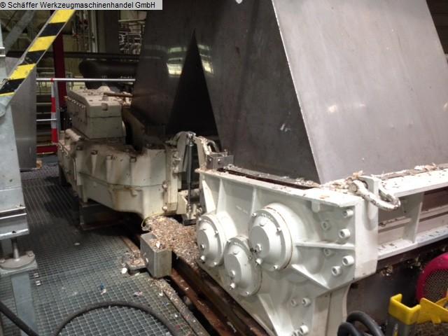 gebrauchte Kunststoffverarbeitungsmaschinen Shredder Satrind MH 480/3-1250