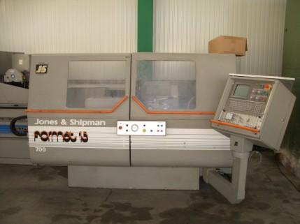 gebrauchte Schleifmaschinen Rundschleifmaschine - Außen JONES SHIPMAN Format 15-700