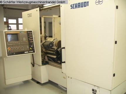 gebrauchte Schleifmaschinen Rundschleifmaschine - Universal SCHAUDT T 3 U