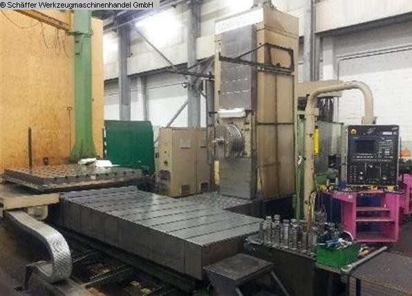 used Table Type Boring and Milling Machine SCHARMANN ECOCUT 2.1 + TDV 3