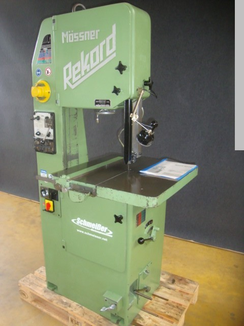 used Saws Band Saw - Vertical MÖSSNER Rekord SM 420 A