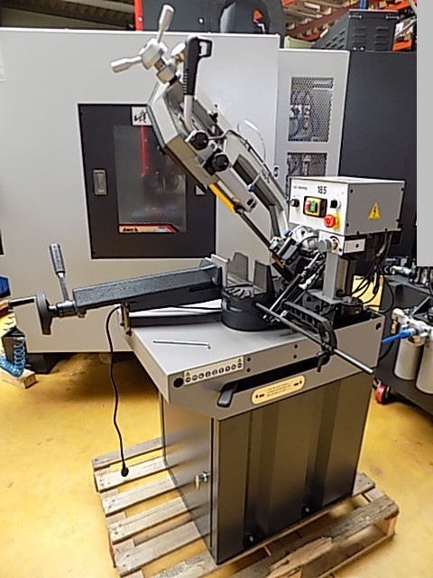 used Saws Bandsaw - Horizontal ZIMMER Z185/R