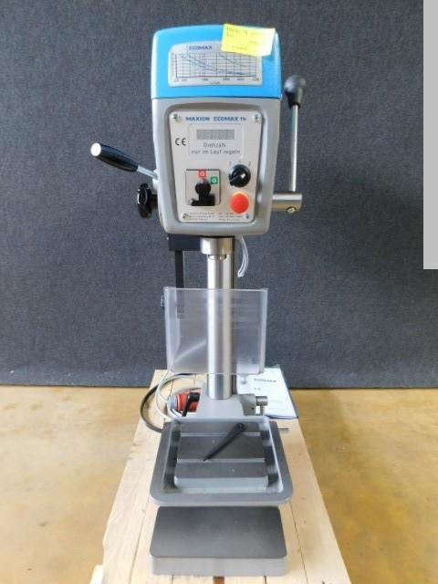 used Boring mills / Machining Centers / Drilling machines Bench Drilling Machine MAXION ECOMAX 14