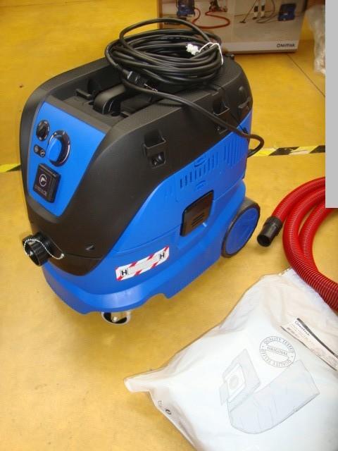 gebrauchte Entsorgung, Lufttechnik, Absaugen, Zerkleinern, Brikettieren Industriesauger NILFISK ALTO Attix 33 2 H PC