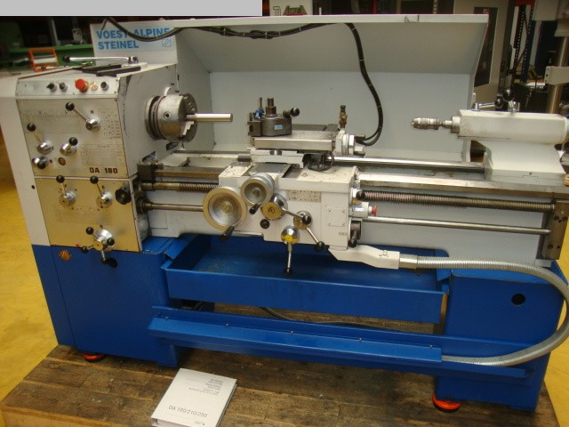 used Center Lathe VOEST DA 180/1