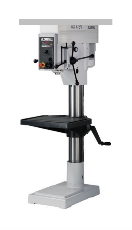 used  Pillar Drilling Machine ALZMETALL AX 4/SV