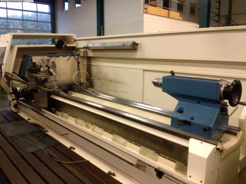 gebrauchte Drehmaschinen Drehmaschine - zyklengesteuert BOEHRINGER DUS 800