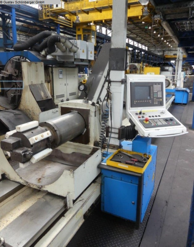 used  Deephole Boring Machine FRORIEP 961