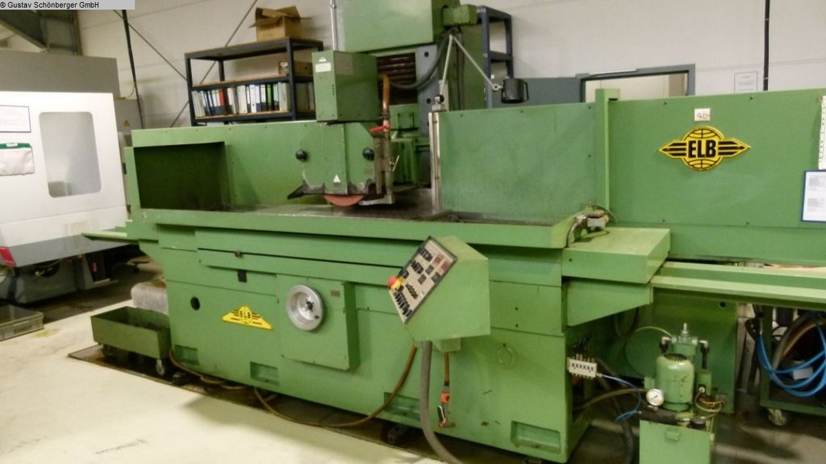 used Grinding machines Surface Grinding Machine - Horizontal ELB Star I - 1200-NC-K