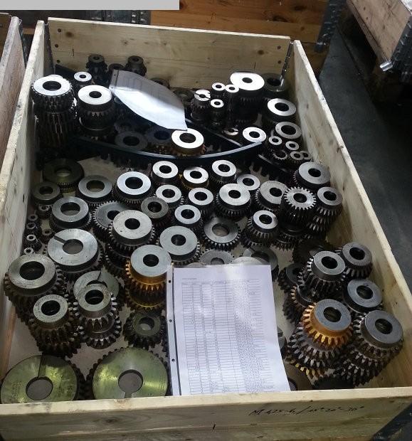 gebrauchte Maschine  LORENZ Schneidraeder / Shaper cutters