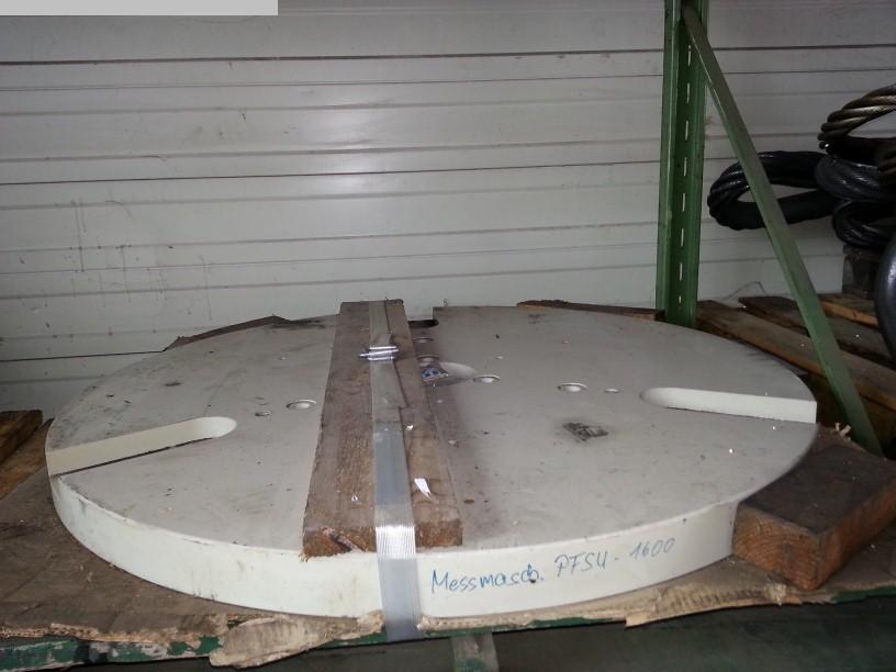 used machine bolster plate KLINGELNBERG 1050