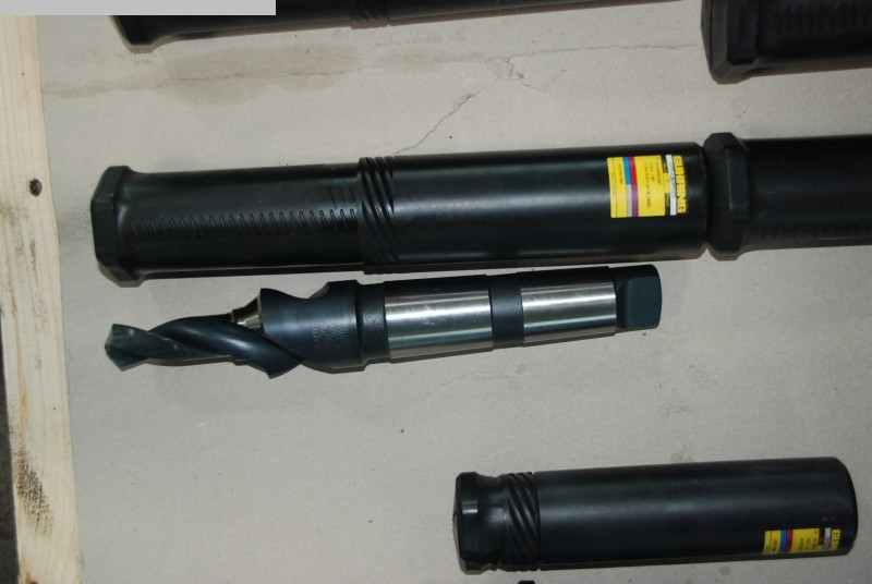 gebrauchte Maschine Bohrkopf GÜHRING/VOLZ/TITEX M5-M48