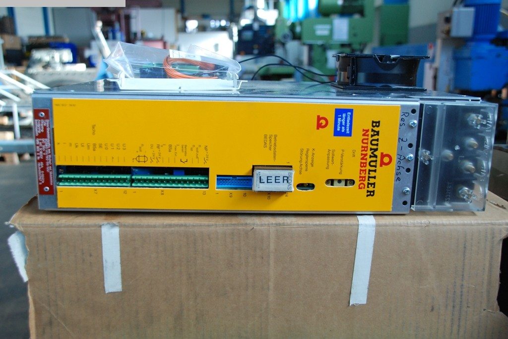 gebrauchte Maschine Elektronik / SPS-Steuerungen BAUMUELLER BUS 20-40/60-30-001