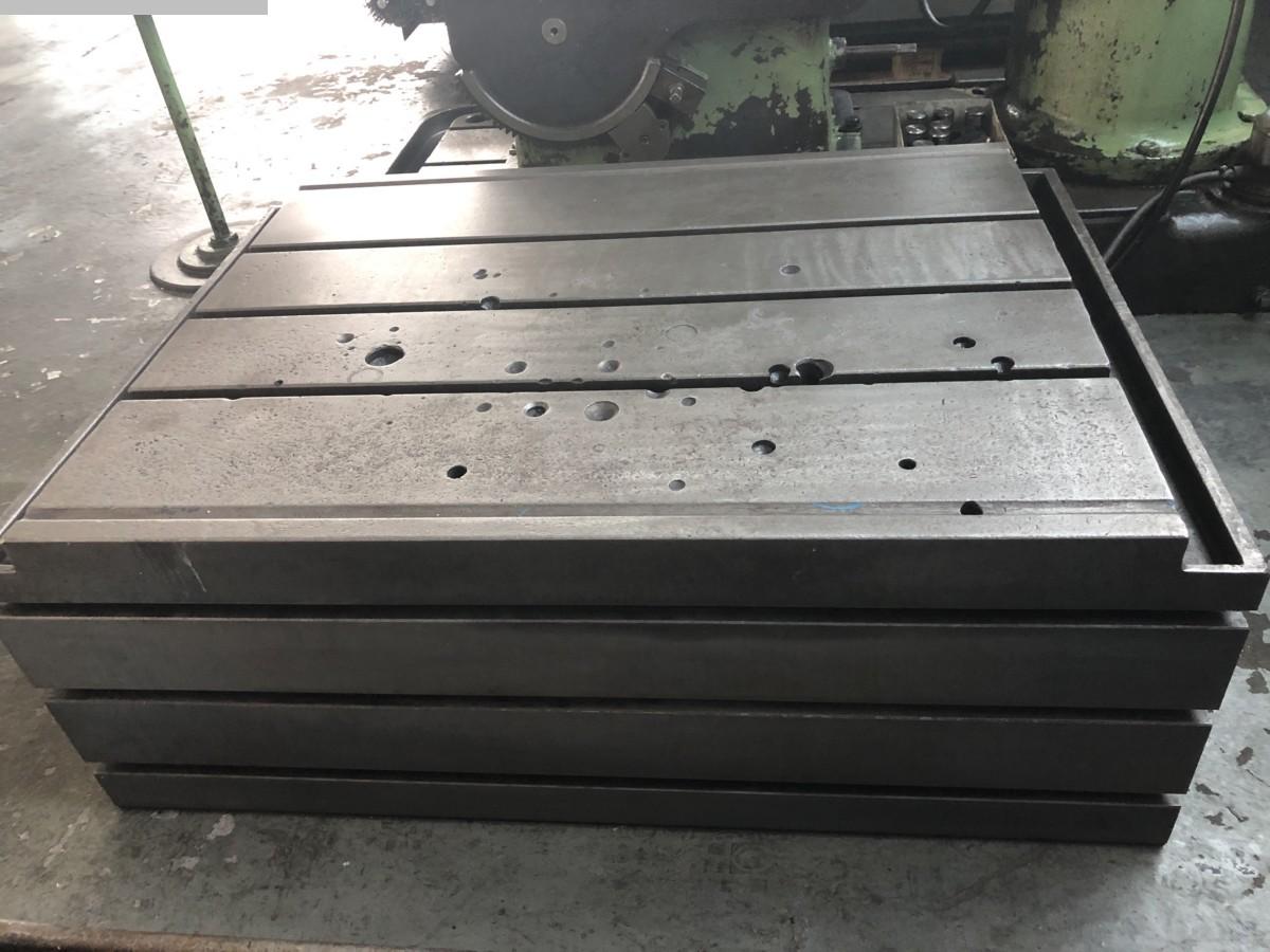 gebrauchte Maschinenzubehör etc. Aufspannwürfel MAS (KOVOSVIT) 1350 x 950 x 500