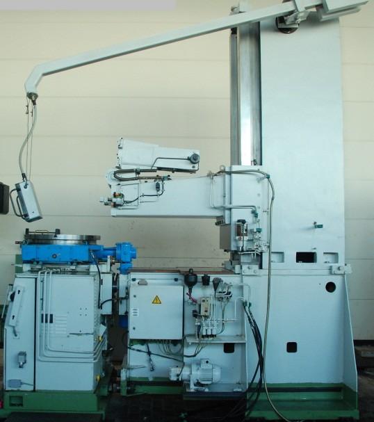 Máquina Keyseating FRÖMAG Rapida D 100 / 1000 usada