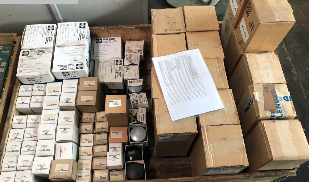 gebrauchte Maschinenzubehör etc. Ersatzteile Hydac/Mahle/Parker/Argo HC/PC/PI/LX/HD/GO