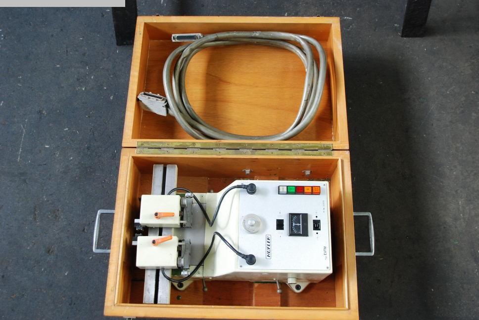 İkinci el Dişli kesme makinaları Dişli Test Cihazları HOEFLER EVTM