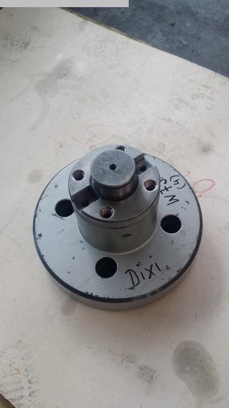 gebrauchte Werkzeugaufnahme DIXI W75 128/4