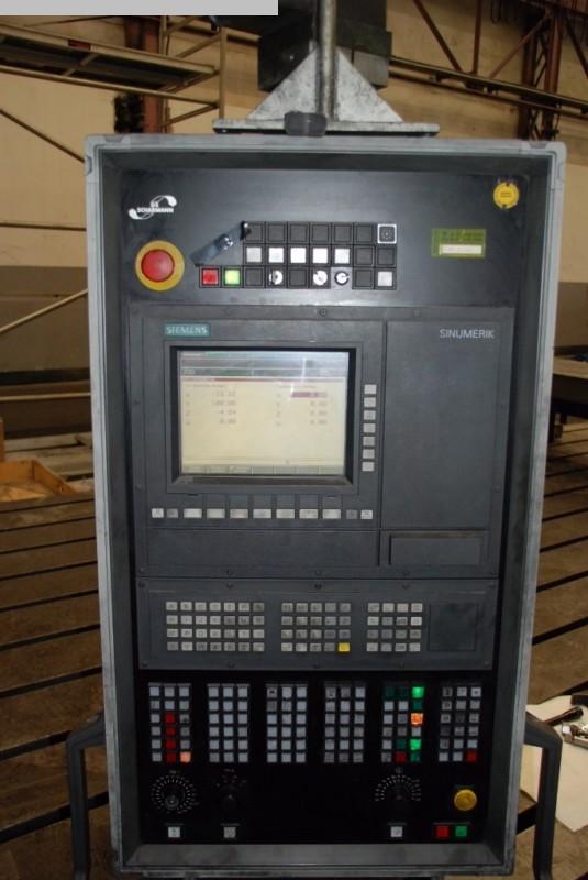 gebrauchte Portalfräsmaschine WALDRICH-COBURG 20-10 FP 280