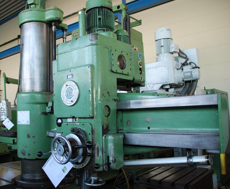 gebrauchte Radialbohrmaschine KOLB HKH 50/1250