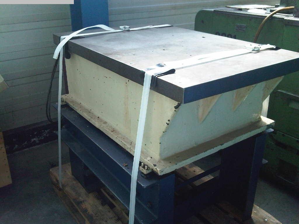 gebrauchte Maschinenzubehör Anreißplatte ANREISSPLATTE