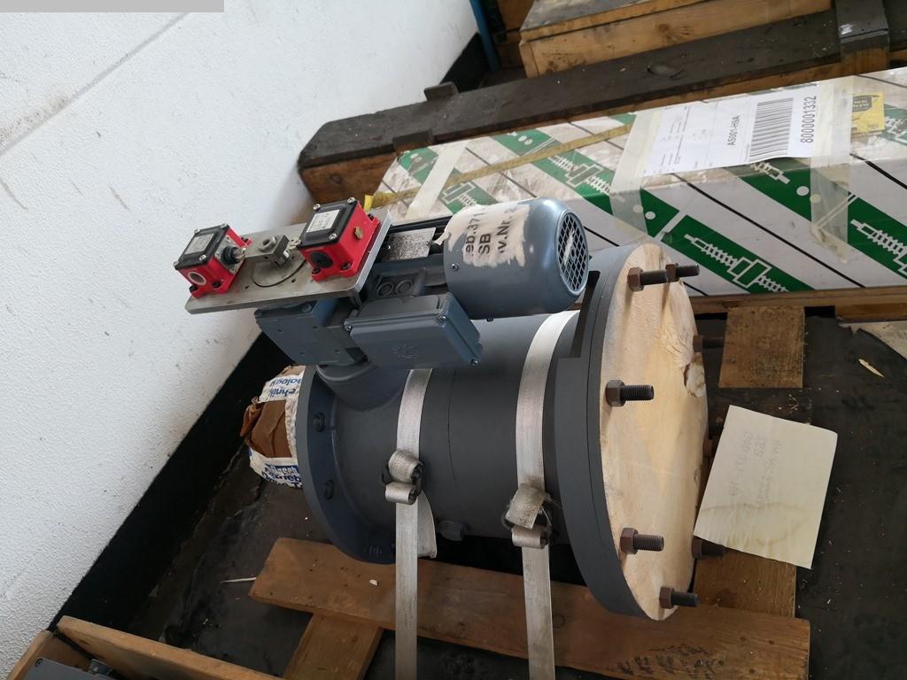 gebrauchte Maschinenzubehör Ersatzteile DESCH S 464