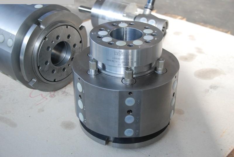 gebrauchte Maschinenzubehör Ersatzteile RÖHM Oelverteiler Mover-3 fach