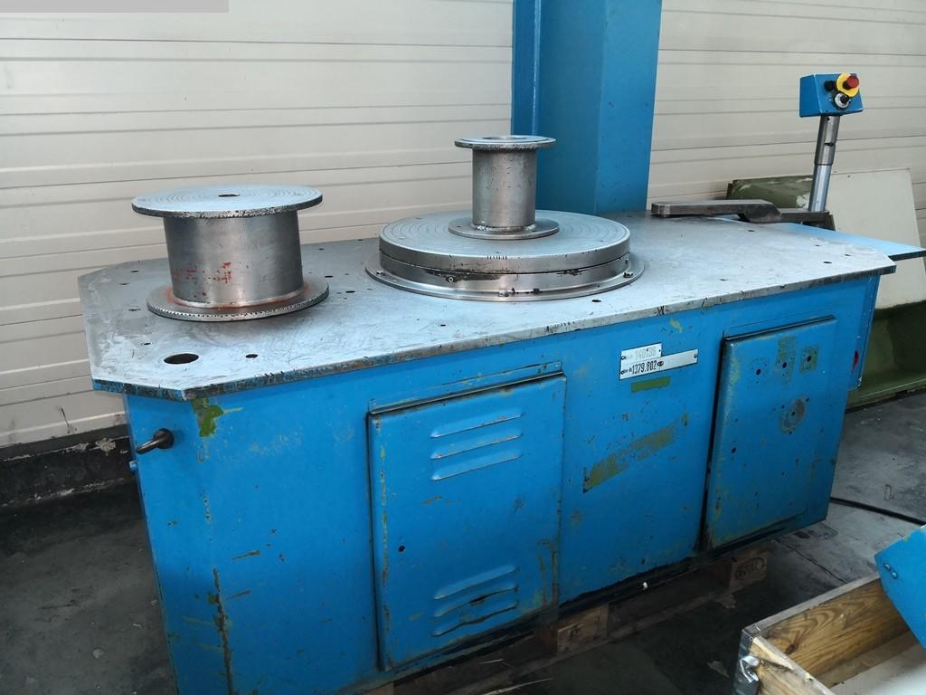 gebrauchte Metallbearbeitungsmaschinen Zahnradentgratmaschine RAUSCH-GRATOMAT GRATOMAT 2000