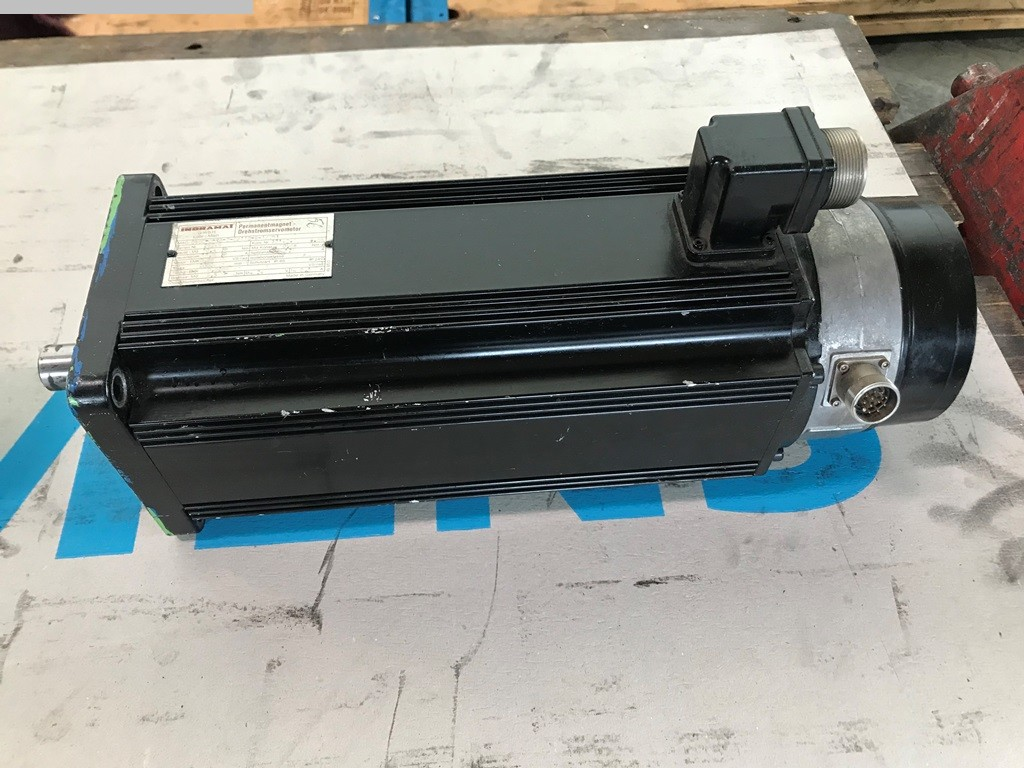 gebrauchte Maschinenzubehör etc. Motor INDRAMAT MAC 090C-0-KD-2-0/110-B-1/01