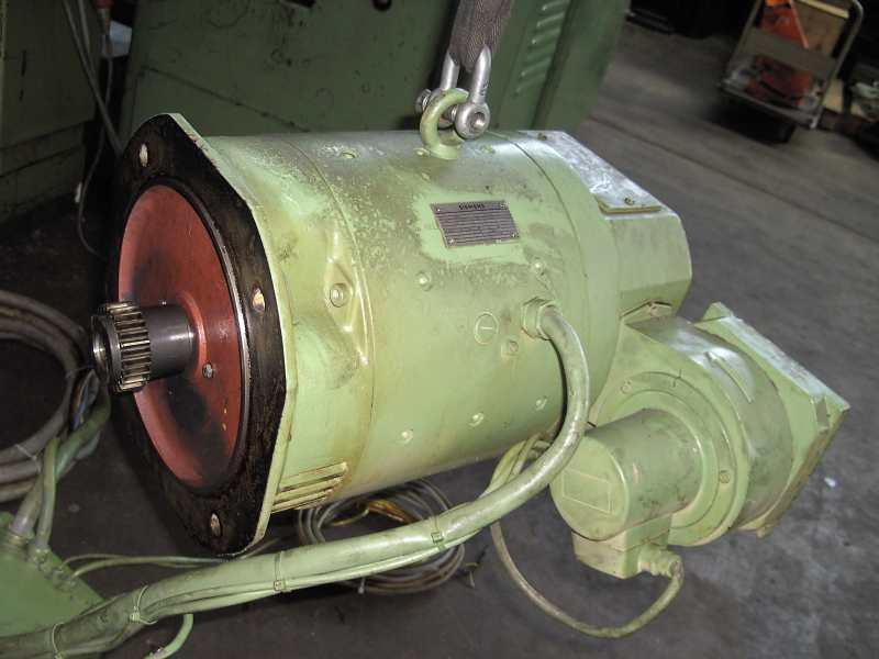 Autres accessoires pour machines-outils occasion Moteur SIEMENS 1GS3 167 - 5SW 41
