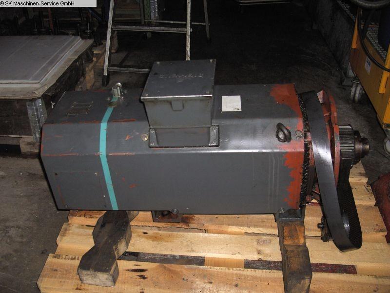 gebrauchte Maschinenzubehör etc. Motor SIEMENS 1PH6 186-4NB46