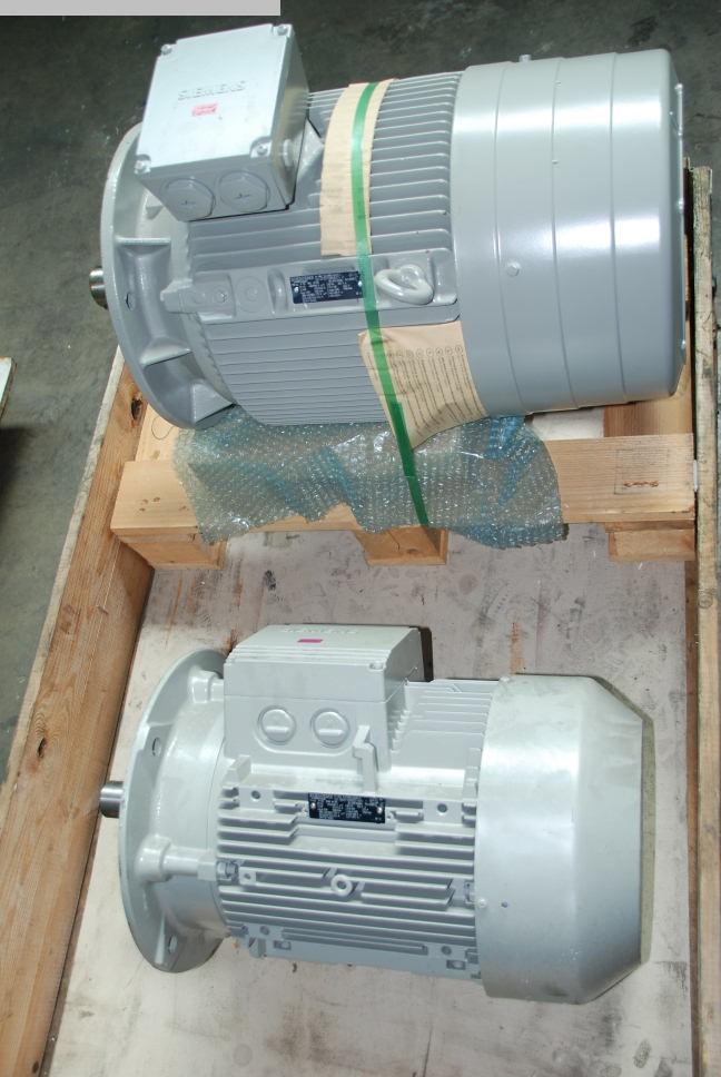 gebrauchte Maschinenzubehör etc. Motor SIEMENS UD 0801 - UD 0712
