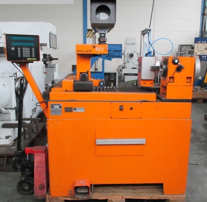 used Adjusting Instrument ZOLLER H 400