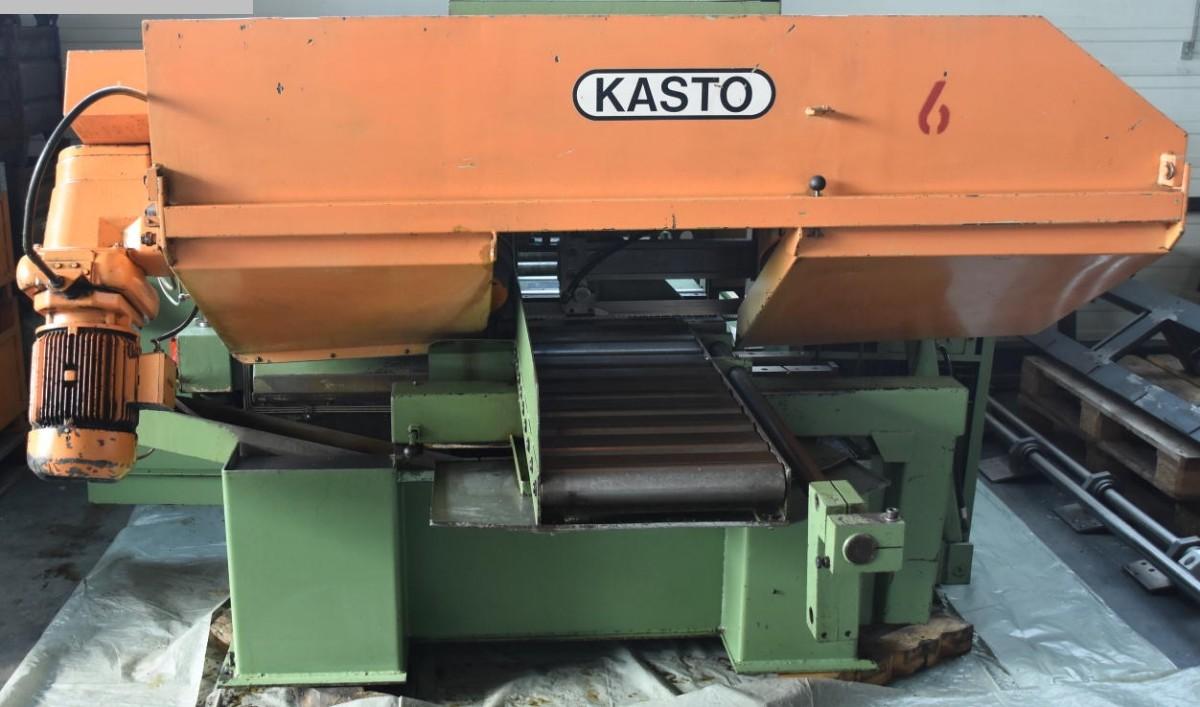 gebrauchte Sägen Bandsäge KASTO PBA 320/460 AU