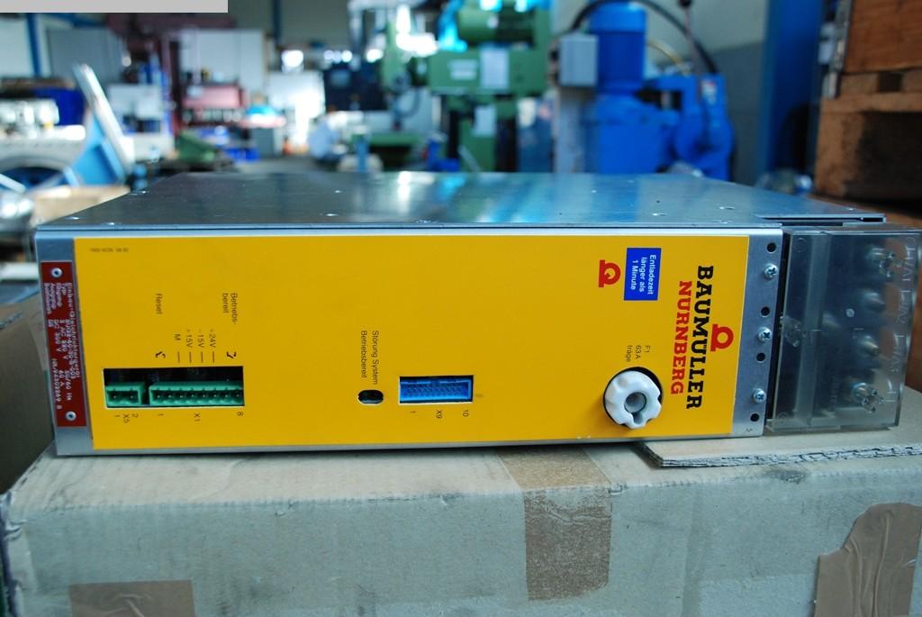 gebrauchte Elektronik / SPS-Steuerungen BAUMUELLER BUG2-60-30-B-003