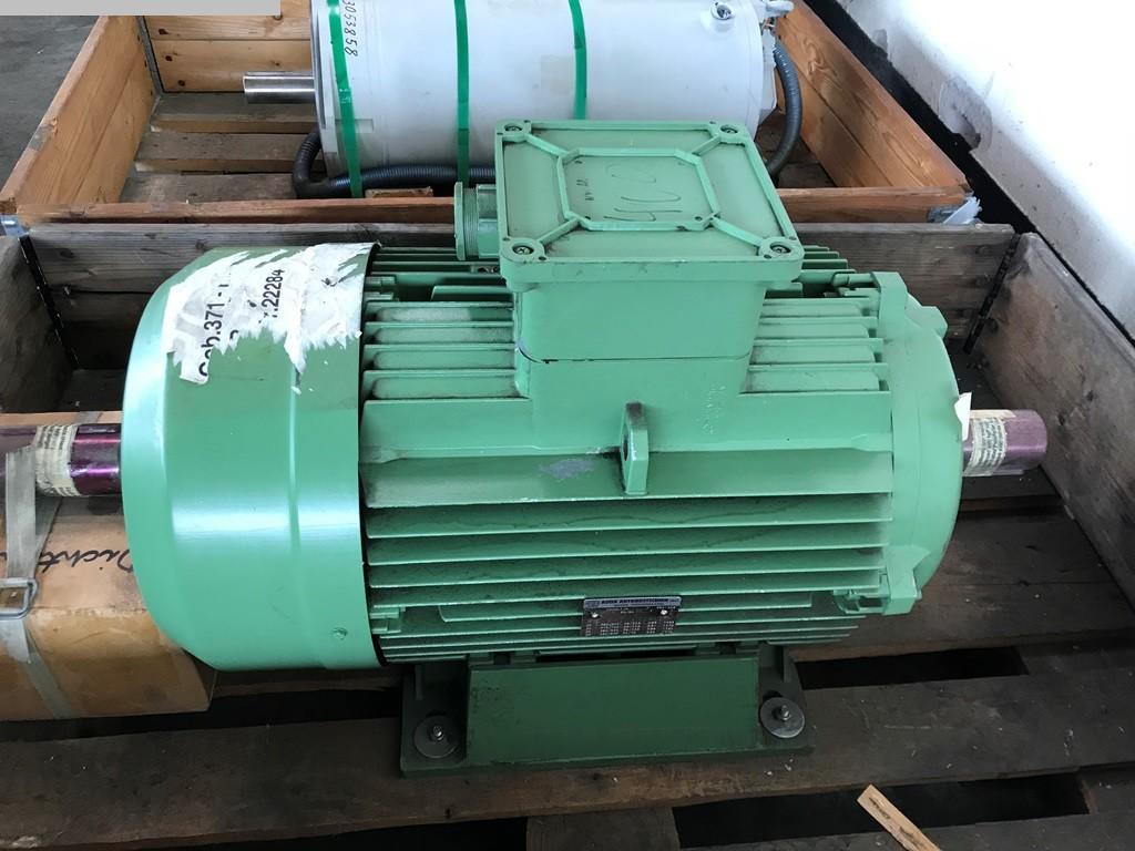 gebrauchte  Motor ADDA C200 LT/4