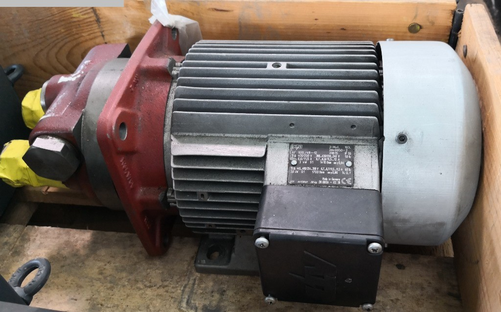 gebrauchte  Motor ATB LOHER AF100L