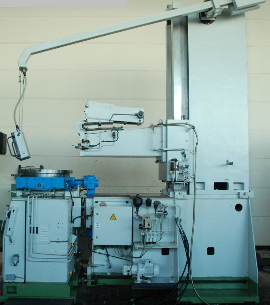 gebrauchte  Nutenziehmaschine FRÖMAG Rapida D 100/1000