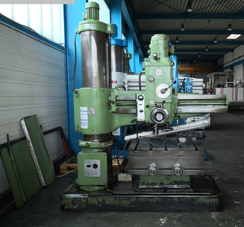 used  Radial Drilling Machine KOLB NKR 42