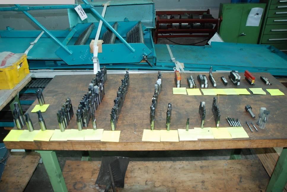gebrauchte Maschinenzubehör etc. Werkzeughalter SCHAFTFRAESER Carbide milling cutter