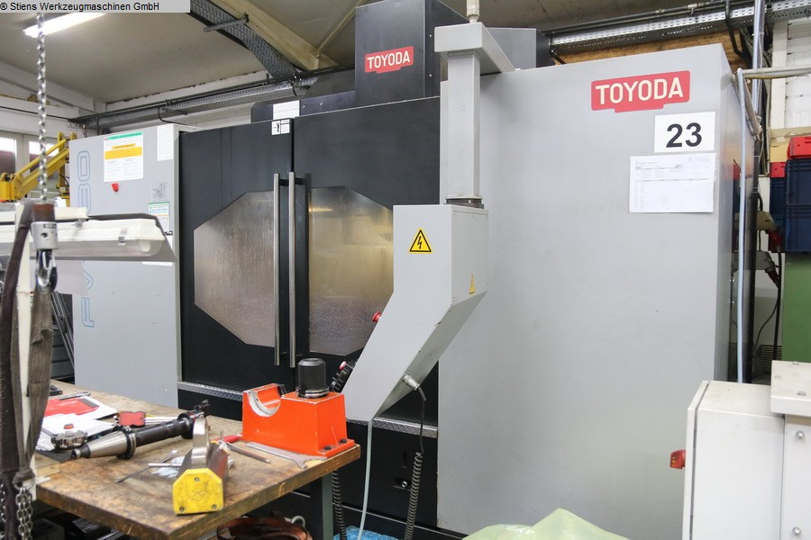 Machining Center - Vertical TOYODA FV 1480