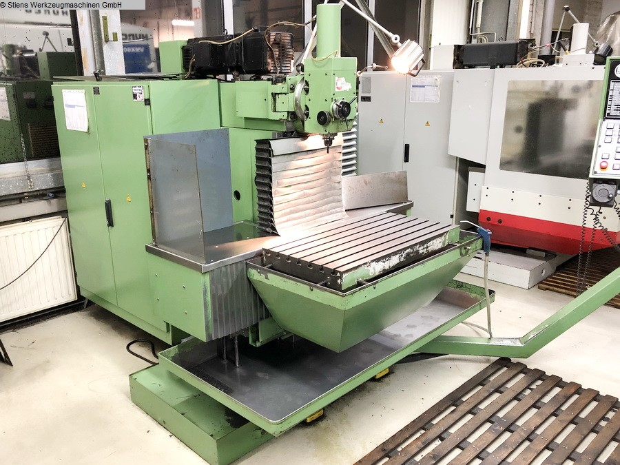 Werkzeugfräsmaschine - Universal HERMLE UWF 900 E