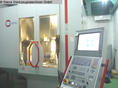 Machining Center - Universal HERMLE C 30 U