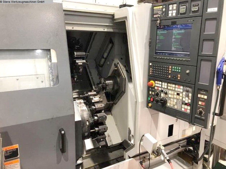 CNC Turning- and Milling Center MORI SEIKI ZT 1500 Y